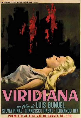 Poster de Viridiana de Luis Bunuel