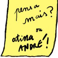 Atina André by Teresa Amaral