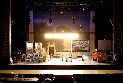 O Avarento pelo Teatro Praga