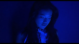 Shu Qi in Millenium Mambo by Hou Hsiao Hsien