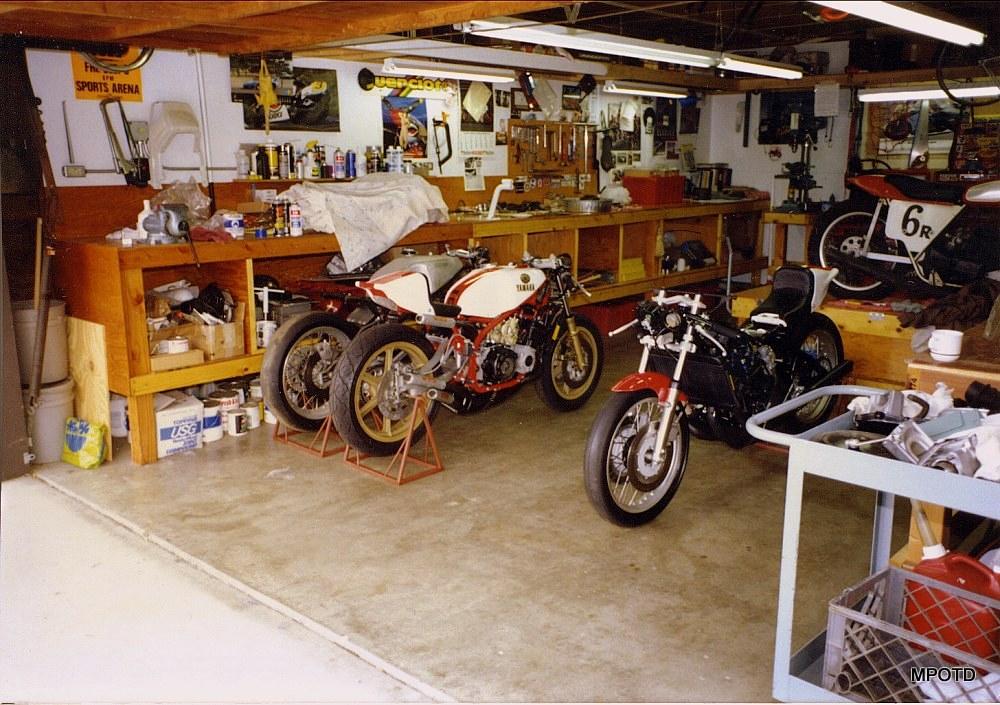 2 Stroke Biker Blog Old School Tz Lust A Visit From A