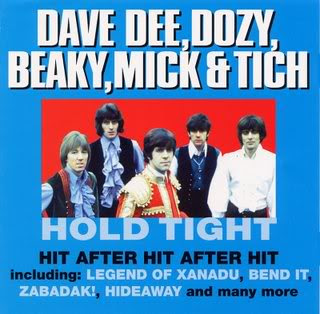 dave dee dozy beaky mick tich hold tight