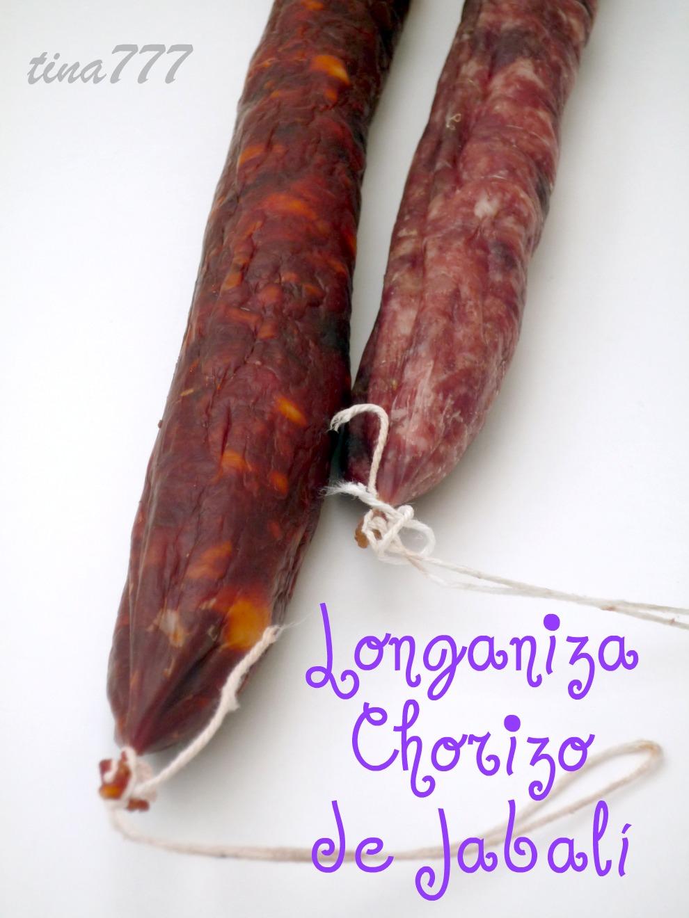 Al Rincón De Cocinar Chorizo Y Longaniza De Jabalí I Concurso De Comida Silvestre