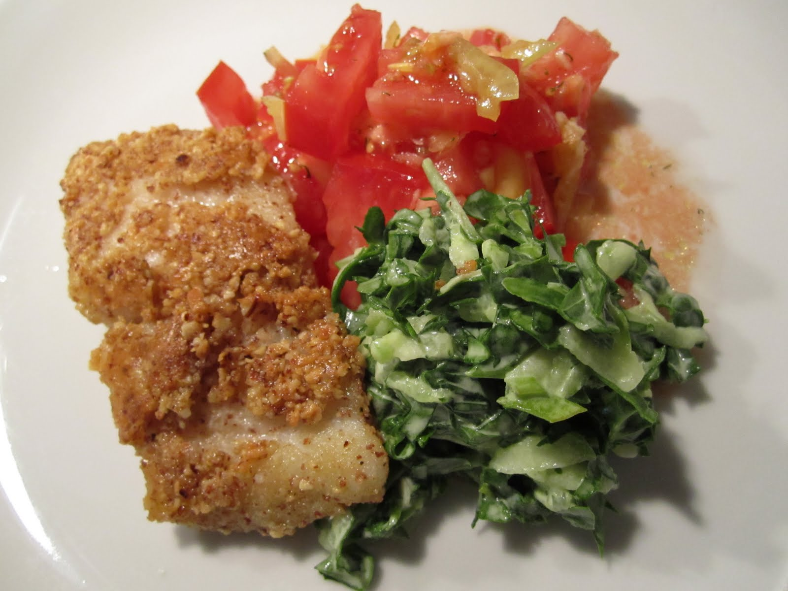 Nutty Fish Recipe Recipestudio