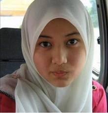 Gadis jilbab asia memek mulus jav hihi
