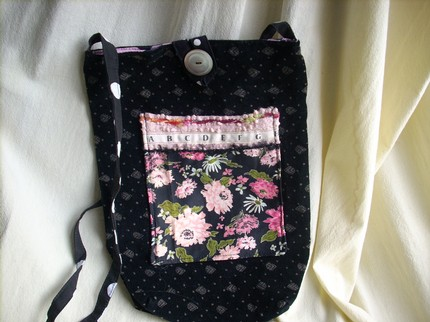 Handcrafted Eco Friendly Purse by Katesy
