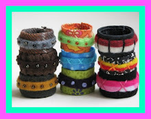 Funky little finger cuffs