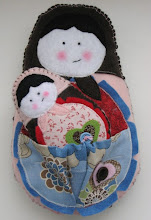 Handcrafted Nesting Doll