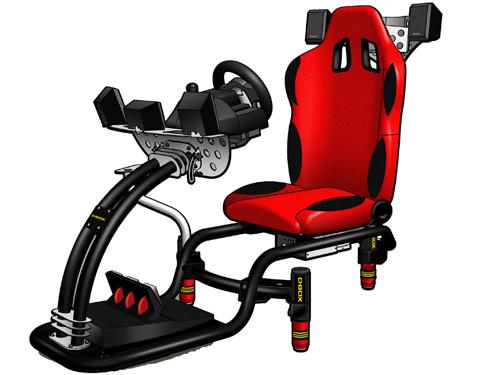 Spieltrieb: HARDWARE: Spieler-Sessel