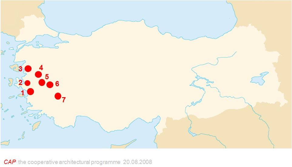 Teema Raamatun Paikkakunnat Turkissa Smyrna Izmir