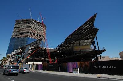 Las Vegas Blog Las Vegas Building Projects On The Strip