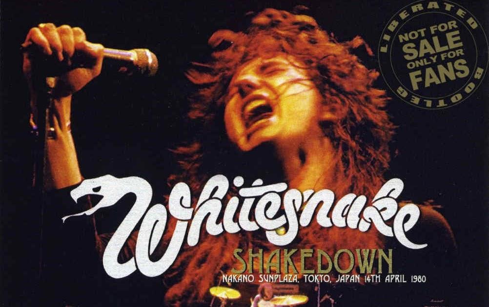 Whitesnake: Shakedown. Nakano Sun Plaza, Tokyo, Japan ...