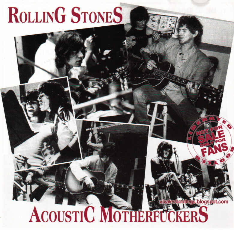 The Rolling Stones: Acoustic Motherfuckers  1968-1993 Unreleased
