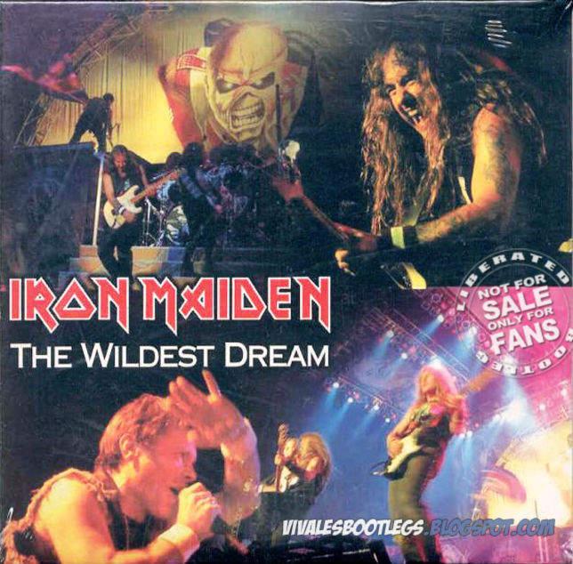 Viva Les Bootlegs: Iron Maiden: Wildest Dream  Rock Am Ring