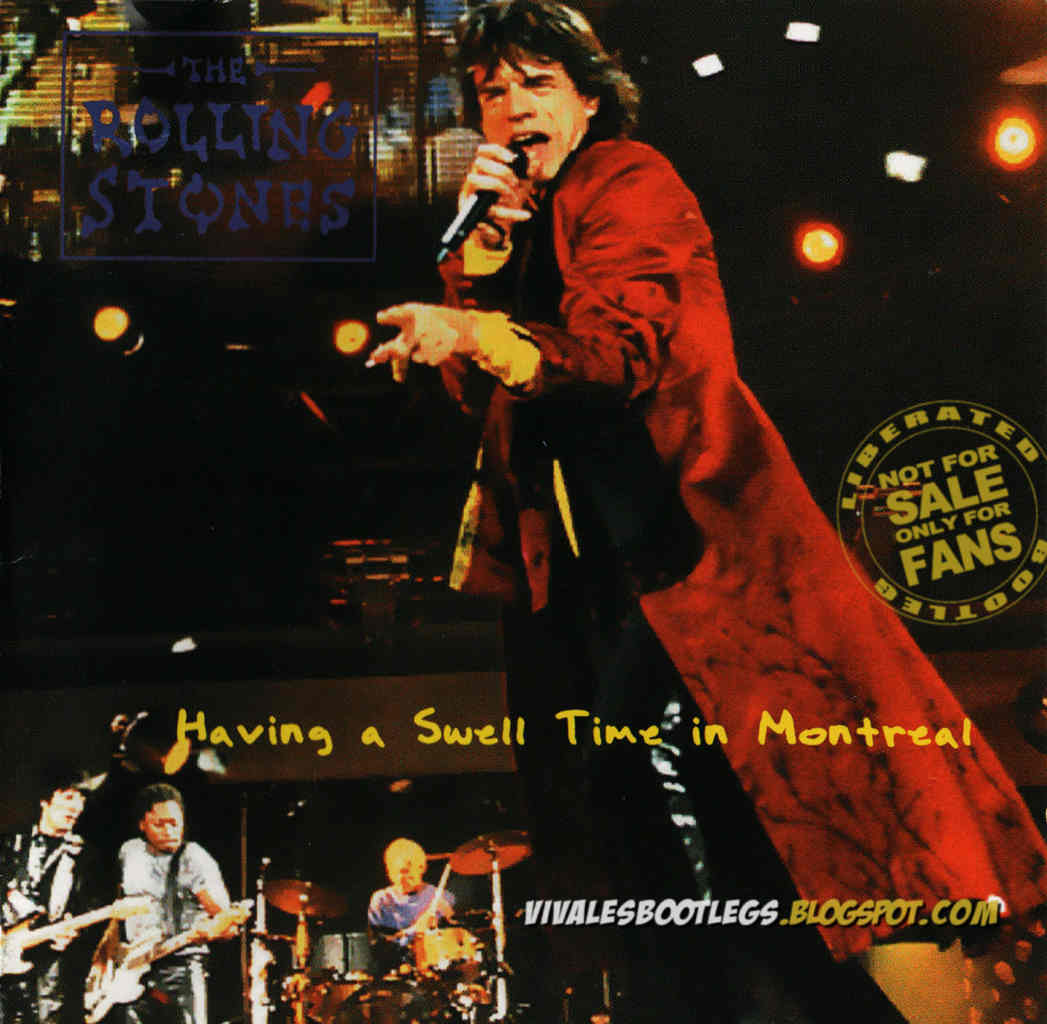 Viva Les Bootlegs: The Rolling Stones: Having a Swell Time in