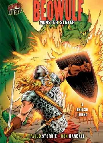 Classroom Design Literature ~ The graphic classroom beowulf monster slayer storrie