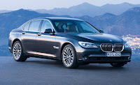 2009 BMW 7 Series High Definition Pics