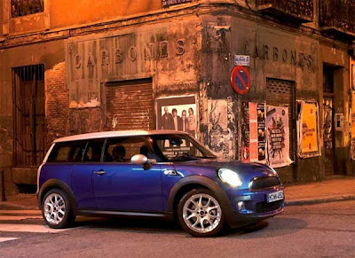 BMW builds electric Mini for California