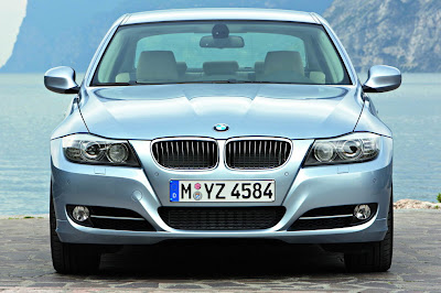 2009 BMW 3-Series Official Pictures Facelifted Sedan
