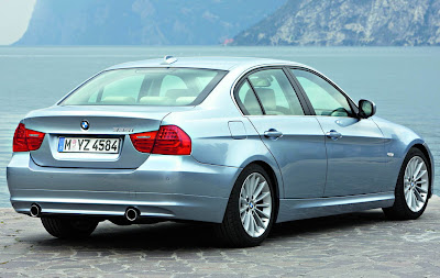 2009 BMW 3-Series Official Pictures