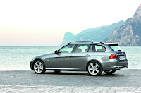 2009 BMW 3-Series Official Pictures Touring