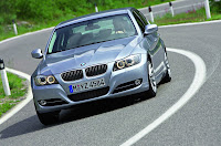 2009 BMW 3-Series Official Pictures Front View