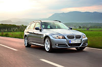 2009 BMW 3-Series Official Pictures Touring Facelift