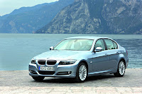 2009 BMW 3-Series Official Pictures Sedan Front View