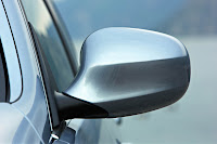 2009 BMW 3-Series Official Pictures Side Mirror Closeup