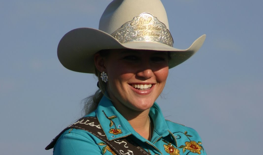 Miss Teen Rodeo Montana 2007 The Last Chance Stampede In