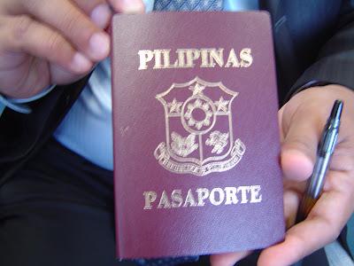FilipinOnline: You Need Philippine Passport? You Need Six Weeks (and