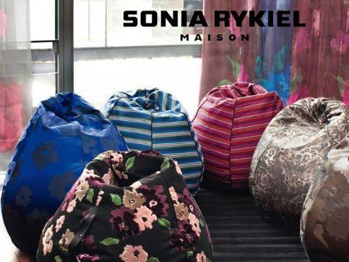 concept interiors sonia rykiel home. Black Bedroom Furniture Sets. Home Design Ideas