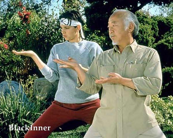 Karate Kid American Bully BLACK INNER: Th...
