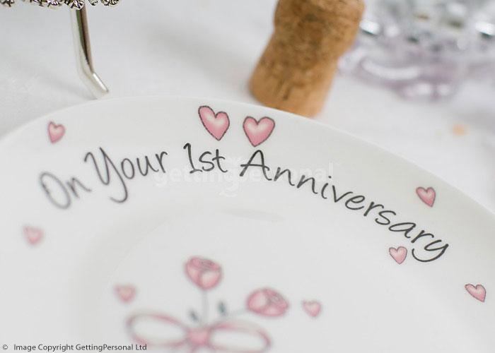 1st Year Wedding Anniversary Ideas: First Anniversary First Year Anniversary Ideas
