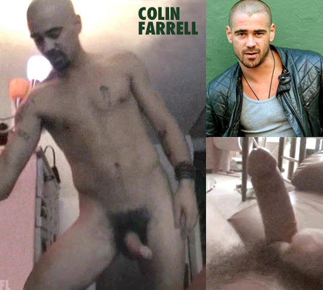 Colin Farrell Nude Photo 78