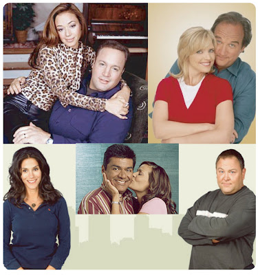 Sitcom husbands and wives