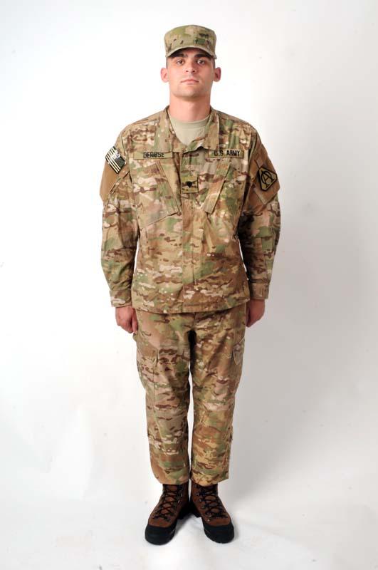 New Army Multicam Uniform 61