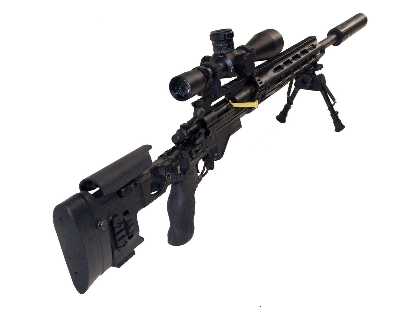 Tactical World: XM2010 ENHANCED SNIPER RIFLE (ESR)