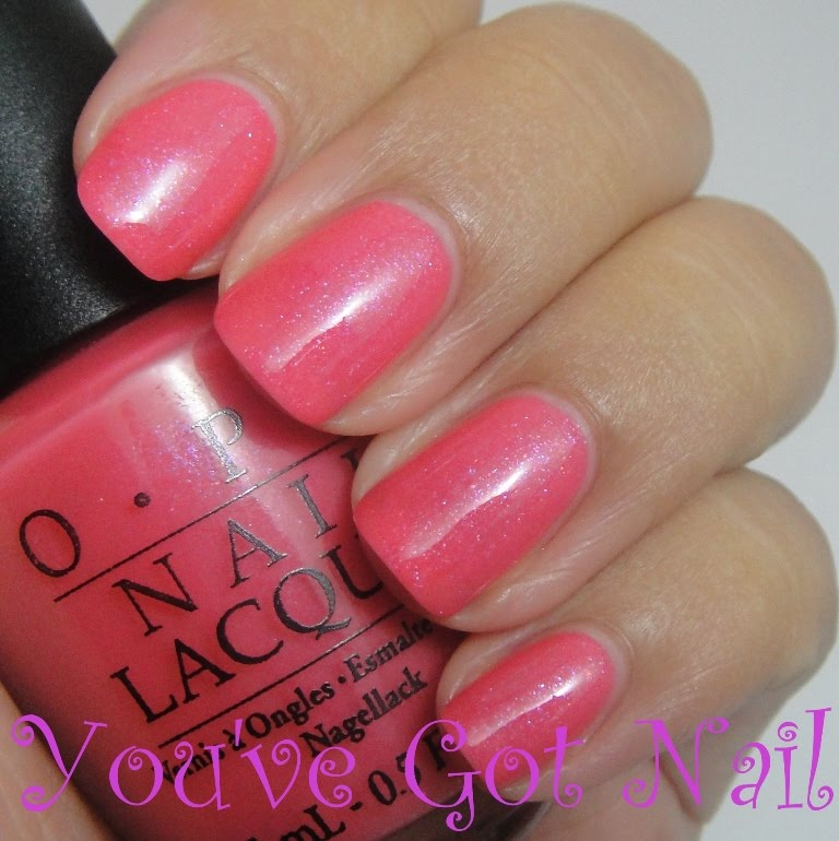 You've Got Nail: OPI - Sweet Pink - **Japanese Exclusive**
