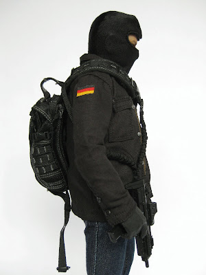 Low Profile Tailored Backpack