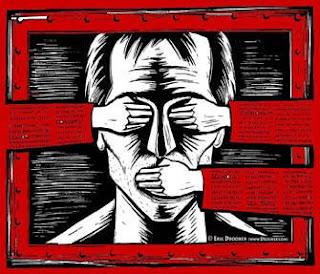 Que paises tienen actualmente censura en la expresión