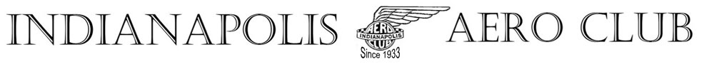 Indianapolis Aero Club - Since 1933