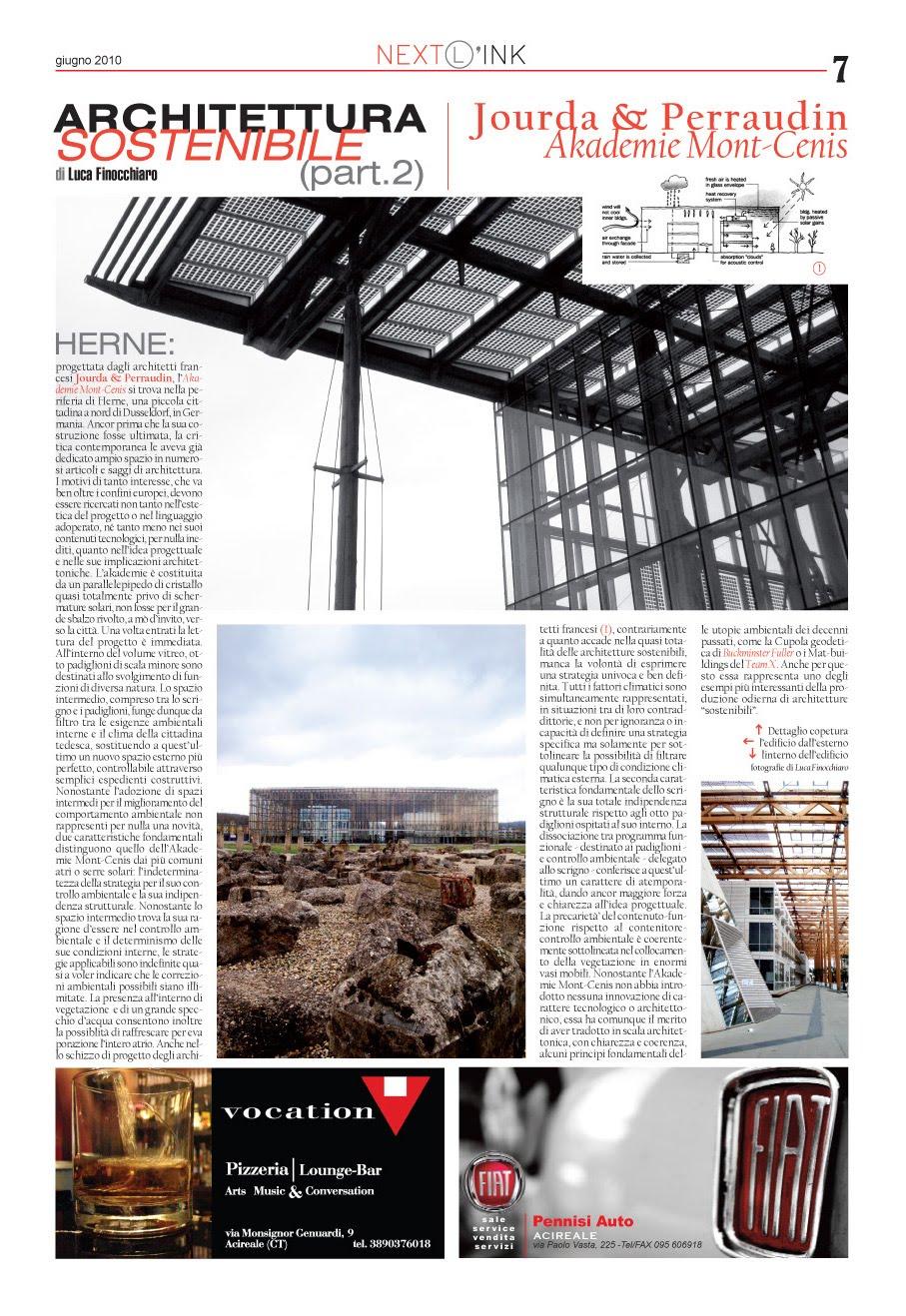 Architettura catania nextl 39 ink for Studio architettura catania