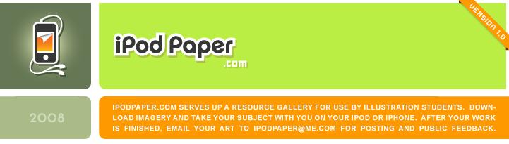 iPod Paper