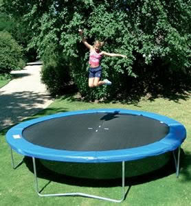 Moonbeam Baby's blog: 5 reasons why trampolines are ...