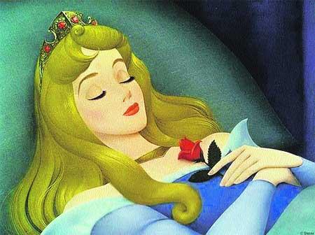 A bela durminte
