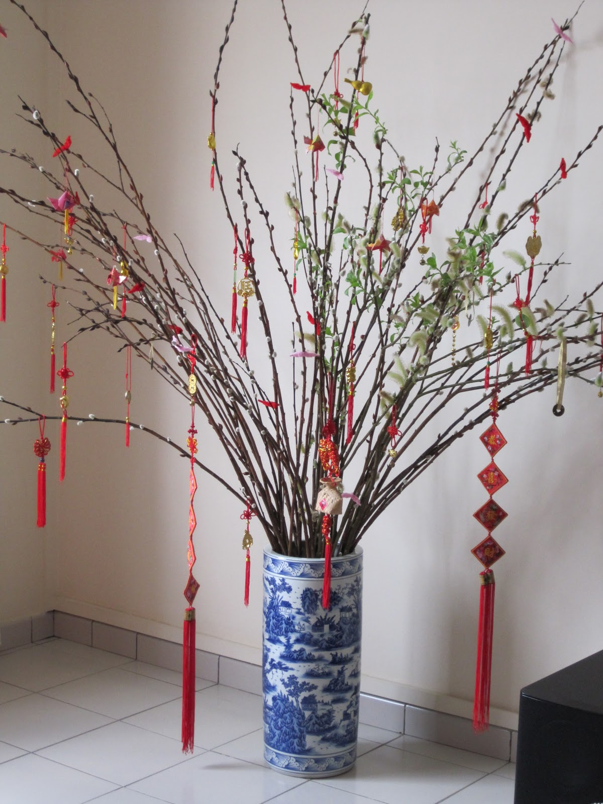 traditionell kinesisk nyårsmat