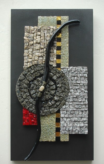 Mosaic Rocks Lynn Adamo Rock Star