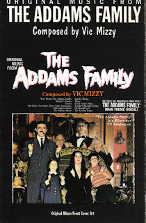 Confessions Of A Vagabond The Addams Family Composed By
