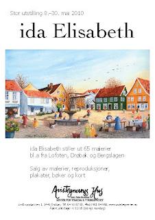 ida Elisabeth i Avistegner Huset i Drøbak